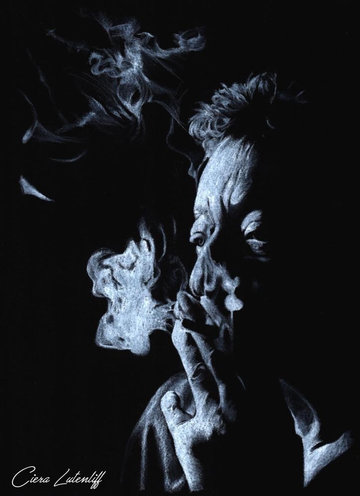 Serge Gainsbourg by Jodylinn